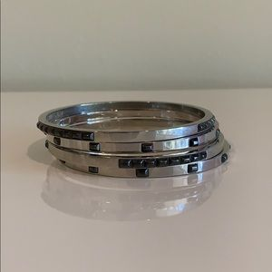 Vince Camuto bangle set